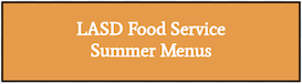 LASD Food Service Summer Menus